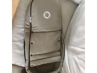 Bugaboo bee khaki cacoon excellent condition