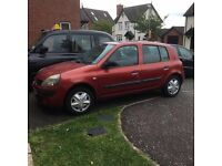 o3 Clio 1.5 diesel £30 tax per year , MAY PART EXCHANGE px p/ex