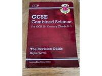 CGP combined science OCR (9-1) Revision Guide Higher Level