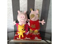Peppa pig duo