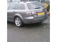 Mazda 6 diesel estate 143