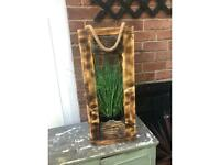 Indoor Our outdoor plant holder candle holder