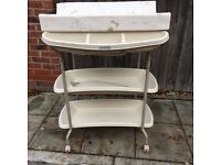 Mamas & Papas Changing Table/Babt Bath Unit