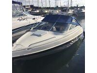Regal valenti 202sc boat, trailer included