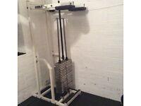 Standing Calf Machine Calve