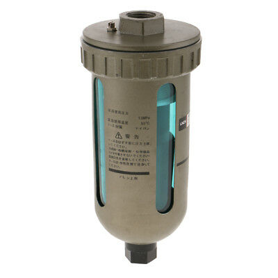 Smc 12 Auto Air Inline Drain Filter Compressor Water Moisture Separator