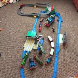 Thomas the tank and track