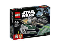 Lego LEGO Star Wars - Yoda's Jedi Starfighter 75168 Kit Brand New Boxed