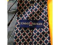 Tommy Hilfiger Silk Tie