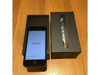 iPhone 5 16Gb black unlocked, in perfect working order