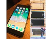 iPhone 6 Plus+Mophie juice+tech21 cases+zagg tempered glass screen+griffin bumper case(NO TRADES)