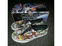 Vans Era Star Wars, Junior size 2