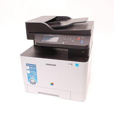 Samsung Xpress Laser Color Printer Scanner Copier Fax Sl