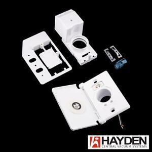Super Valve Full Door Sideways Open White Hayden