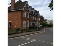 GUILDFORD, CENTRAL, ONE BED FLAT WITH PRIVATE GARDEN