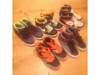 Grays Hockey trainers & high top trainers size 4