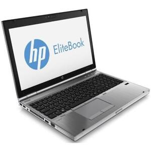 HP EliteBook 2570p Intel core i7-3520m 2.9 GHz 16GB/256GB SSD Optical Drive 12.5-inch LED Display