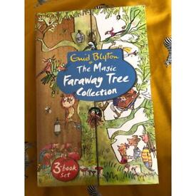 The magic far away tree books. New & sealed