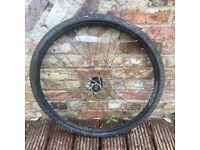 """Norco Front Bike Wheel 27"""" with Disc Brakes"""