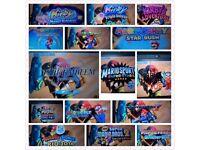 New 3DS XL Console + 120 Games inc Pokemon Moon,Sun,Mario Maker & Many More