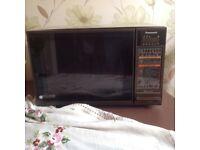 Panasonic Genius microwave oven