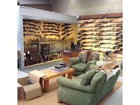 GUN SHOP ENGINEERING COMPANY SEEKS ASSISTANT MANAGER great job, fab farm location near Wrexham