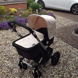 IMMACULATE! BUgaboo Camelian 3 -Pram-Pushchair-Car/Seat Many extras included all items 99% NEW