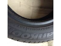 155/70R13 75T Hankook Optimo tyre