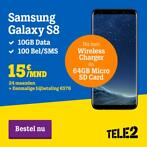 Samsung Galaxy S8 Topdeal! Inclusief abonnement