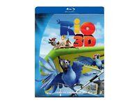 Rio 3D Blu-Ray