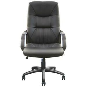 Xenali 1-283F-01-BK High Back Task Chair - Black (New Other)