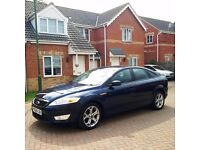 FORD MONDEO ZETEC 2.0 DIESEL, MOT 12 MONTHS, ONE PREVIOUS OWNER
