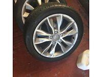 Audi a3 17 inch alloys