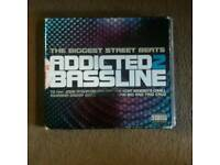 Addicted 2 bassline cd