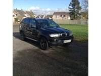 03 BMW X5 diesel sport very long mot 11 mon has services history top spec £4495