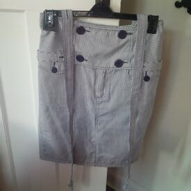 Brand New Pinafore Skirt
