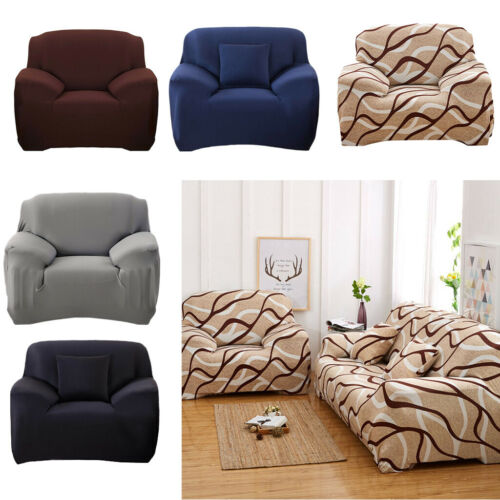 Stretch For Furniture Chair Recliner Sofa Cover Slipcover Co