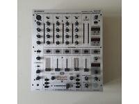 DJ Behringer mixer. Teac amp. B&W speakers. Sony headphones. BUNDLE
