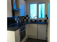 Kitchen units, oven & dishwasher