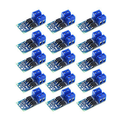 15pcs 15a 400w 5-36v Large Power Mosfet Mos Fet Trigger Switch Driver Module