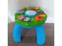 Leapfrog children's activity table
