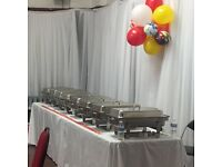 **Chafing Dishes and Drink Dispensers for Hire- Clapham**