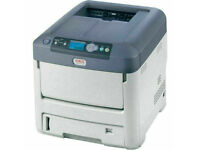OKI C711 LED LASER Colour network printer c711n c711dn