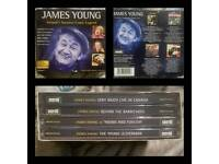 James Young 25th Commemorative Limited Edition 4 CD Box Set Volume 1.