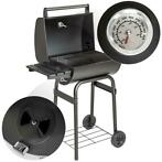 Barbeque Grill BBQ Barbecue Smoker houtskool A401172