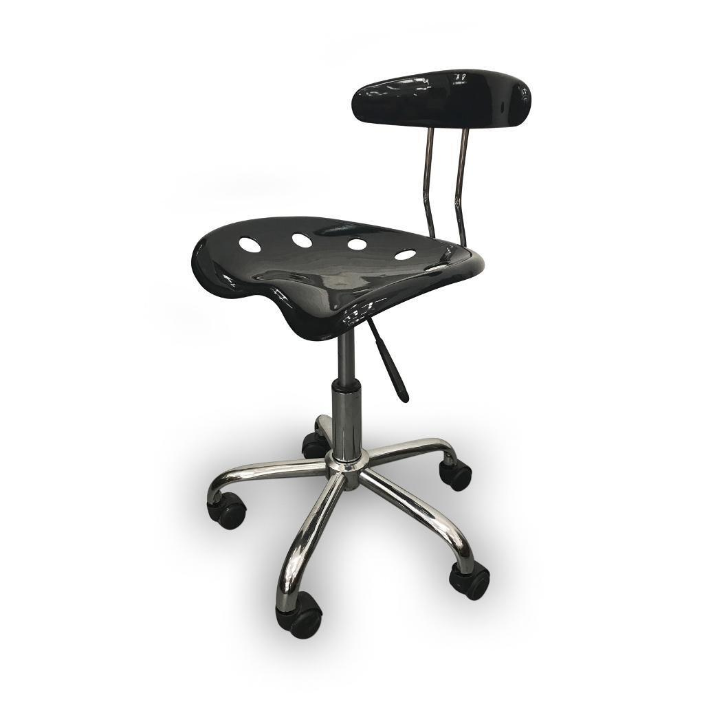 Funky operators seat desk chair or nail technician