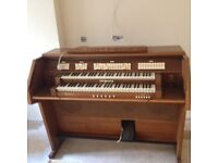 For Sale - Viscount Domus 5 Two Manual Analogue Organ