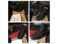 Christian Louboutin Loubikick Men Boys Male Trainers Sneakers Loubs Footwear High Top Various Size