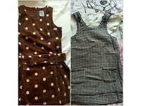 Girls clothes dresses jacket coat bundle 4_5
