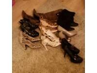 Size 5 footwear bundle